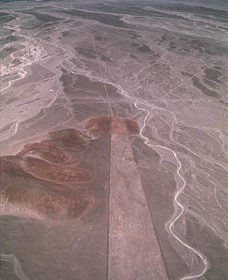 Nazca Lines Poster by David Nunuk