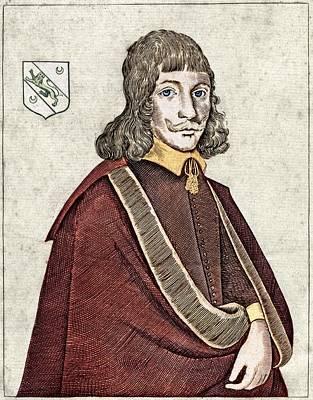 Nicholas Culpeper, English Physician Poster
