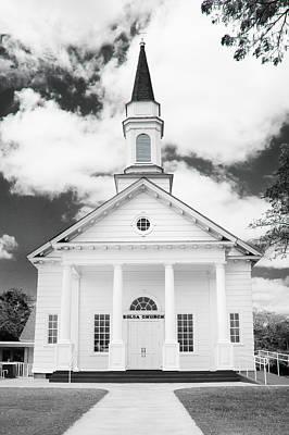 Old Koloa Church Poster