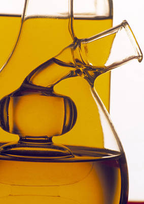 Olive Oil Poster by Tony Craddock