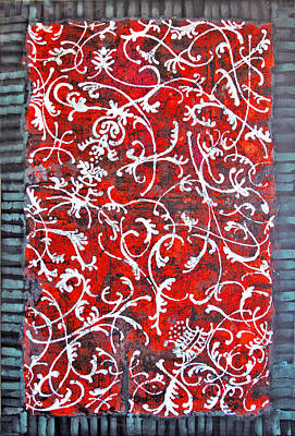 Ornaments Poster by Lolita Bronzini