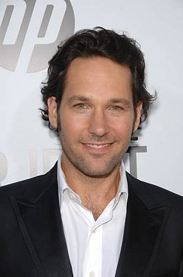 Paul Rudd At Arrivals For Our Idiot Poster