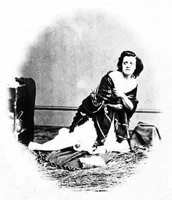 Pauline Cushman (1833-1893) Poster