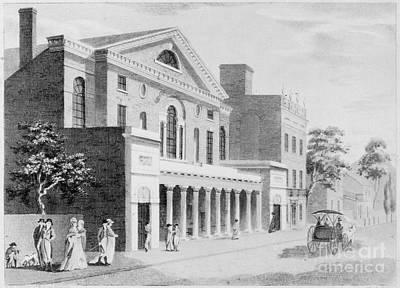 Philadelphia: Theater Poster by Granger