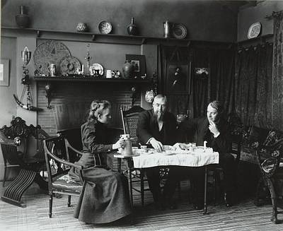 Photographer Frances Benjamin Johnston Poster