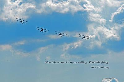 Pilots Poster