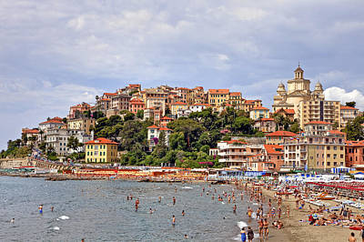 Porto Maurizio - Liguria Poster