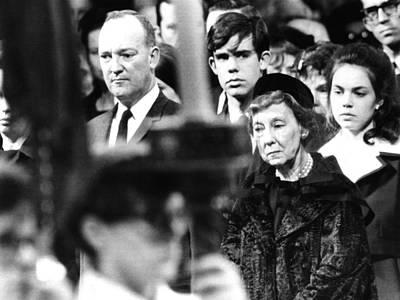 President Eisenhowers Funeral. Former Poster
