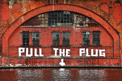 Pull The Plug Poster