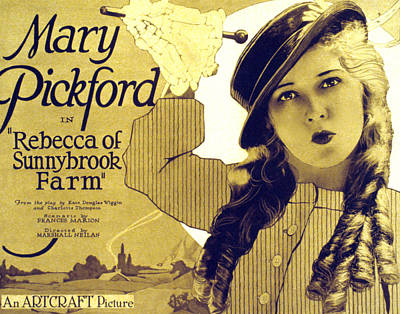 Rebecca Of Sunnybrook Farm, Mary Poster by Everett