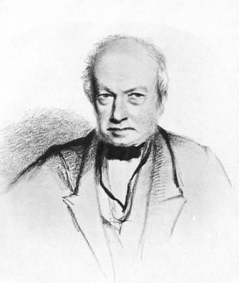 Robert Brown, Scottish Botanist Poster