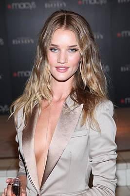 Rosie Huntington-whitely At In-store Poster