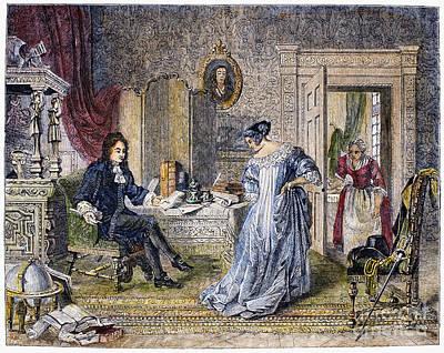 Samuel Pepys (1633-1703) Poster by Granger