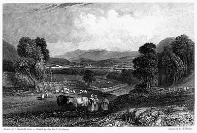 Scotland: Lochnagar Poster