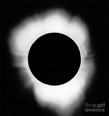 Solar Eclipse Poster by Science Source