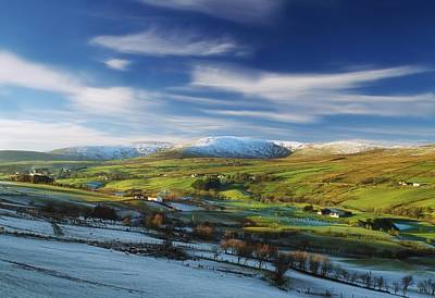 Sperrin Mountains, Co Tyrone, Ireland Poster by The Irish Image Collection