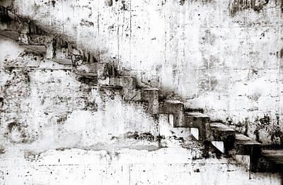 Stairs Poster by Niels Nielsen