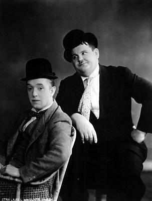 Stan Laurel, Oliver Hardy Laurel Poster