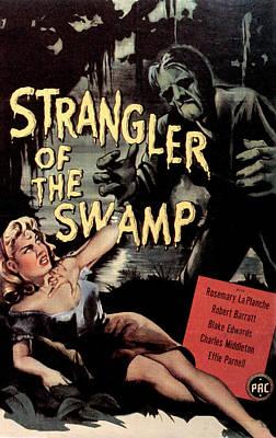 Strangler Of The Swamp, Rosemary La Poster