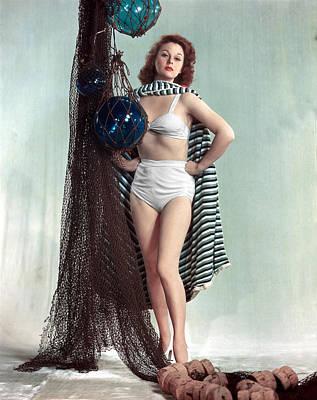 Susan Hayward, 1940s Poster by Everett