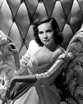 Teresa Wright, Ca. Early 1940s Poster