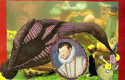 The Aquarium Poster by Rob M Harper
