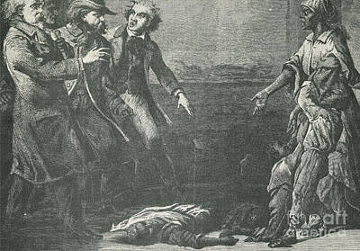 The Capture Of Margaret Garner Poster