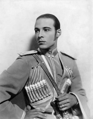 The Eagle, Rudolph Valentino, 1925 Poster