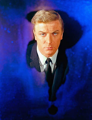 The Ipcress File, Michael Caine, 1965 Poster