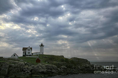 The Nubble Poster by Timothy Johnson