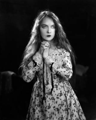 The Wind, Lillian Gish, 1928 Poster by Everett
