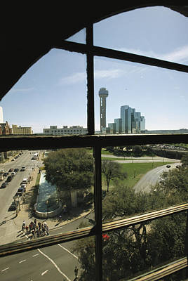 The Window From Which Lee Harvey Oswald Poster