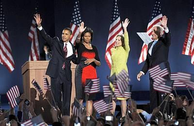 U.s. President Elect Senator Barack Poster