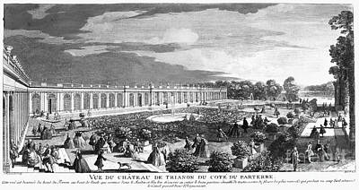 Versailles: Grand Trianon Poster by Granger