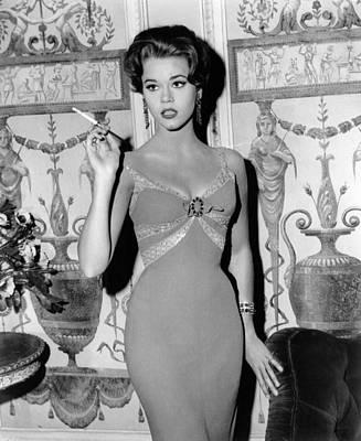 Walk On The Wild Side, Jane Fonda, 1962 Poster