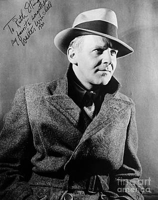 Walter Winchell (1897-1972) Poster by Granger