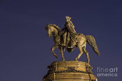 Washington Monument Sculpture  Poster by John Greim