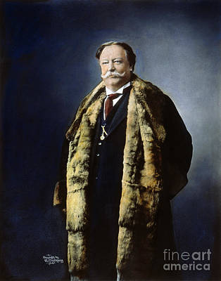 William H Taft (1857-1930) Poster by Granger