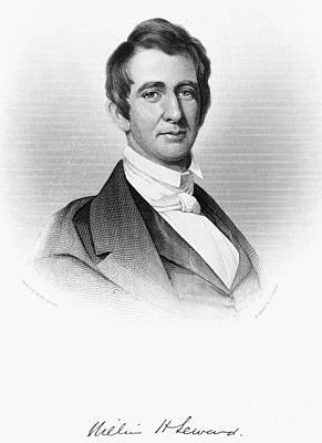 William Seward (1801-1872) Poster by Granger