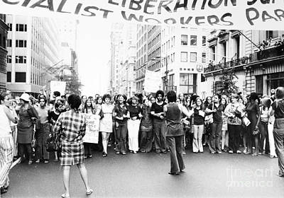 Womens Rights, 1970 Poster by Granger