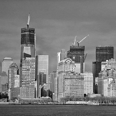 Wtc - New York Poster