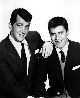 Youre Never Too Young, Dean Martin Poster