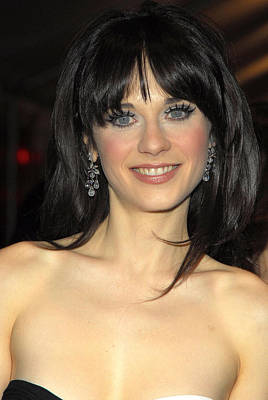 Zooey Deschanel At Arrivals For Failure Poster