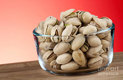 Pistachios  Poster by Blink Images