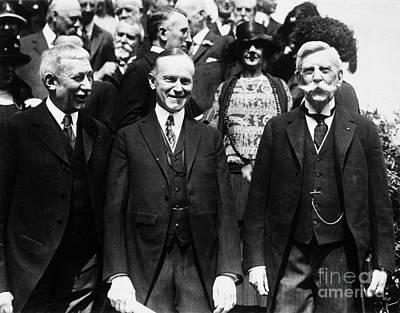 Calvin Coolidge (1872-1933) Poster by Granger
