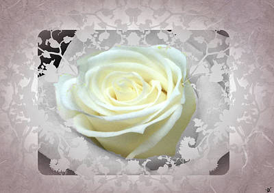 Wedding Card Collection Poster by Debra     Vatalaro