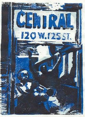 125th Street Poster