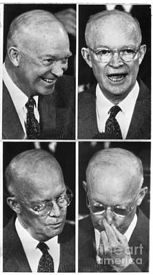 Dwight D. Eisenhower Poster by Granger
