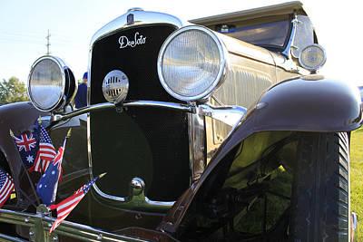 1930 Desoto Ck Roadster 2 Poster