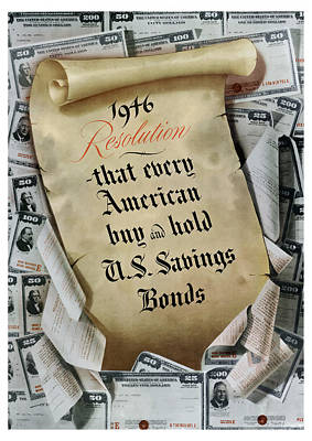 1946 Resolution  Poster by War Is Hell Store